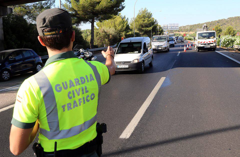 Guardia Civil Tr�fico